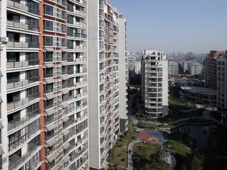 郑州海上香颂住宅小区
