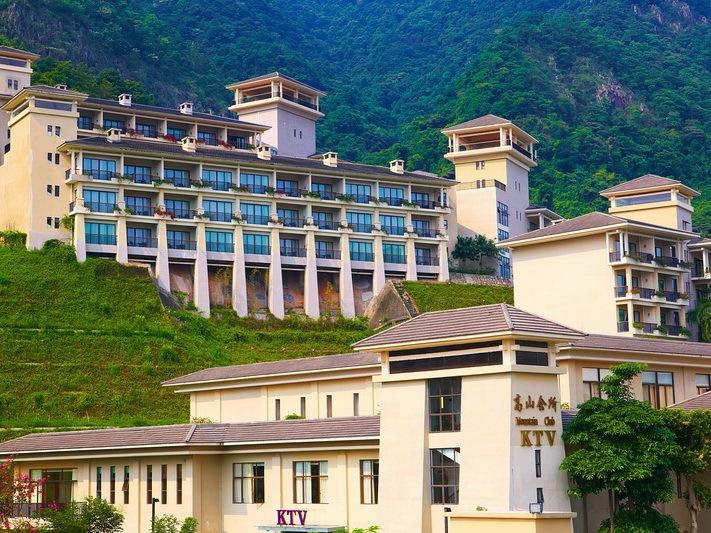 广州金叶子温泉度假酒店