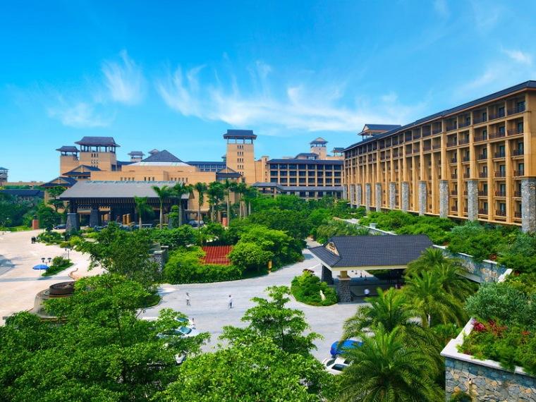 新长隆酒店