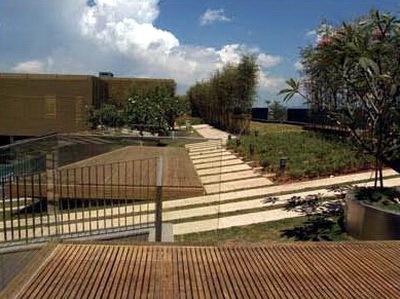 1-深圳蛇口后海公馆住宅区景观规划设计第2张图片