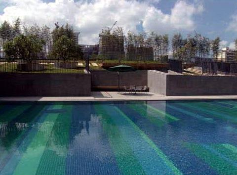 2-深圳蛇口后海公馆住宅区景观规划设计第3张图片
