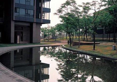 3-深圳蛇口后海公馆住宅区景观规划设计第4张图片
