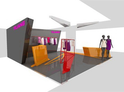 2010 依恋展厅