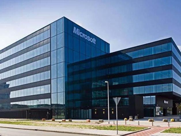 微软the outlook办公楼