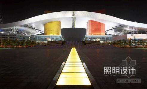深圳市中心区广场及南中轴景观