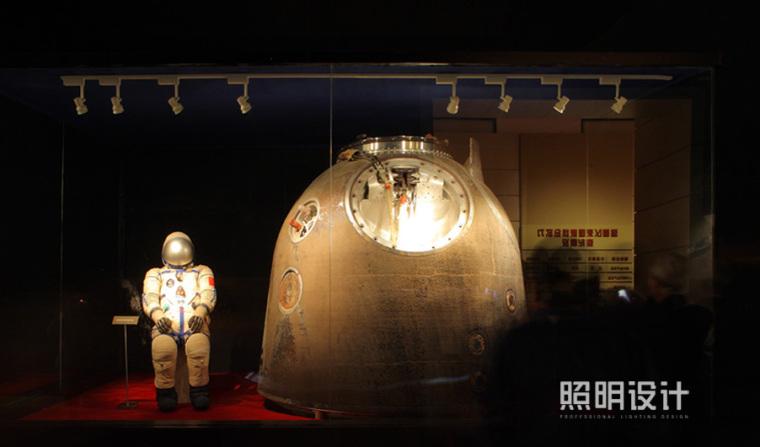 中国国家博物馆[复兴之路]基本陈列展照明