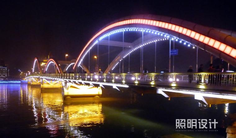 福州闽江两岸亮化设计