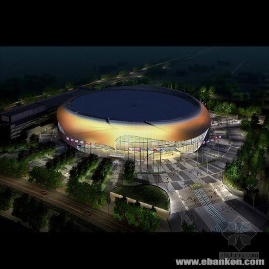 广州国际体育演艺中心