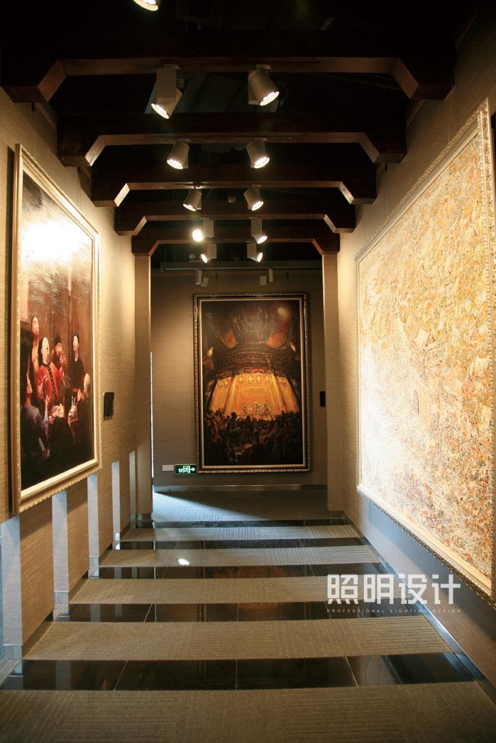 运河文化艺术馆照明
