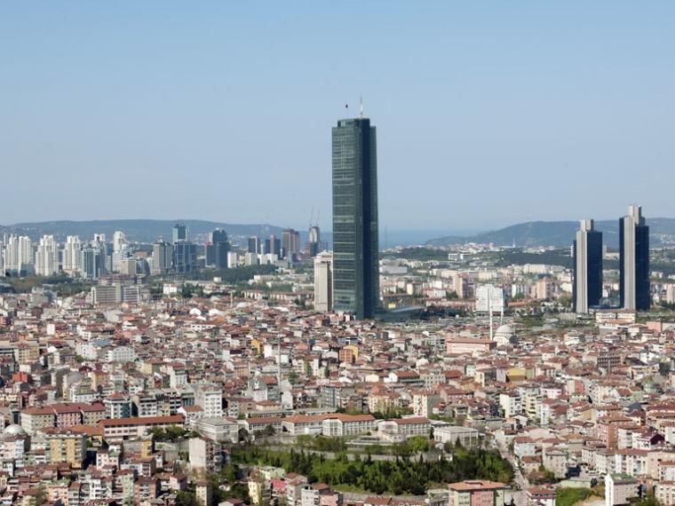 伊斯坦布尔蓝宝石大厦