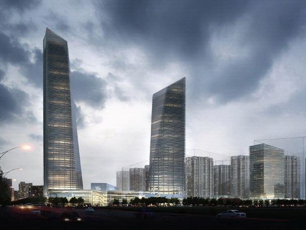 张家港综合发展中心