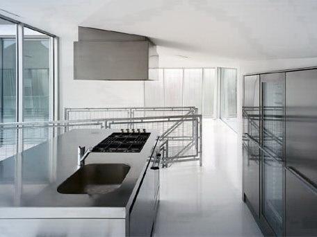 vray室外玻璃材质资料下载-Maison Go住宅