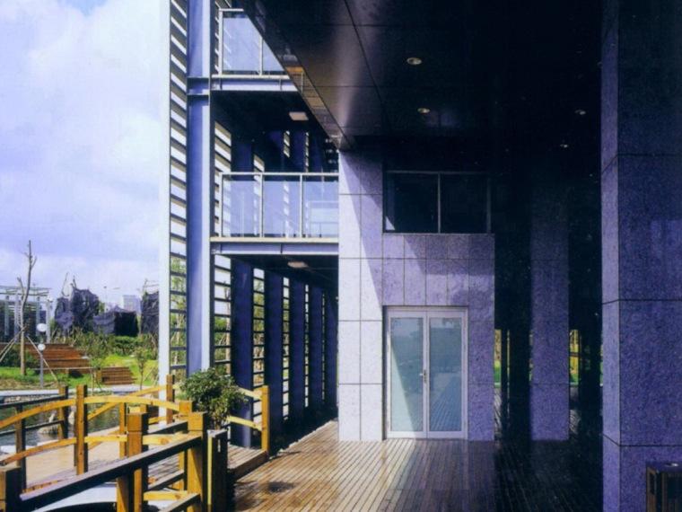 中石化宁波工程有限公司设计科研大楼第1张图片