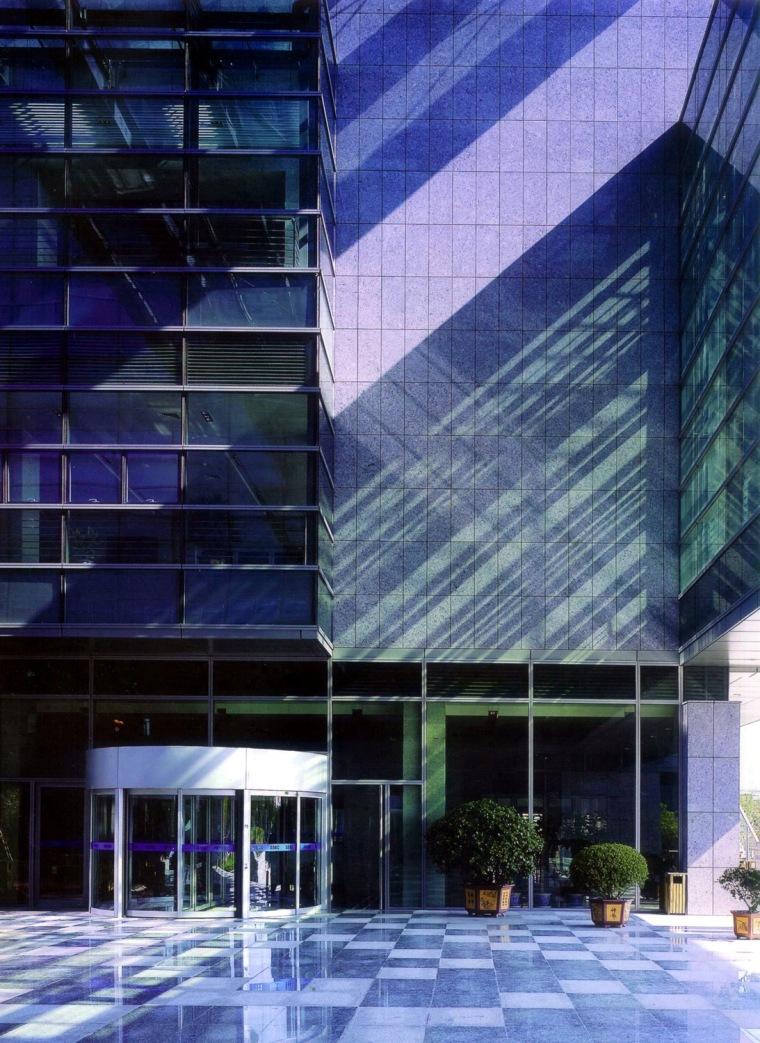 中石化宁波工程有限公司设计科研大楼第2张图片