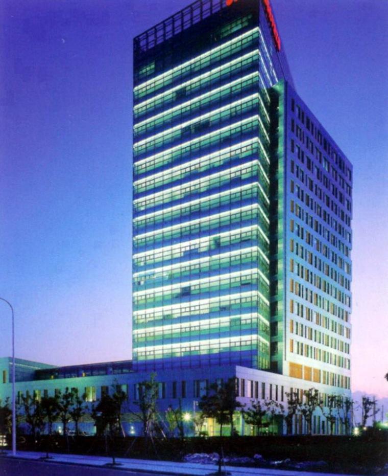 中石化宁波工程有限公司设计科研大楼第4张图片