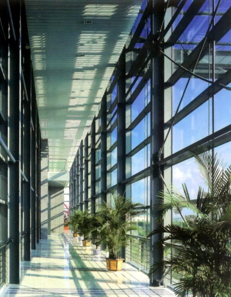 中石化宁波工程有限公司设计科研大楼第5张图片