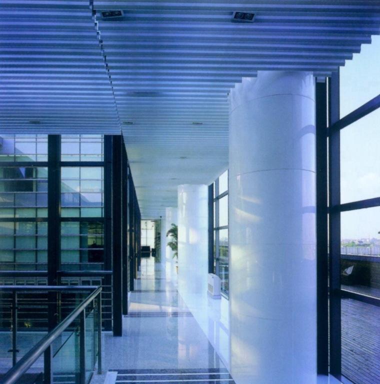 中石化宁波工程有限公司设计科研大楼第6张图片