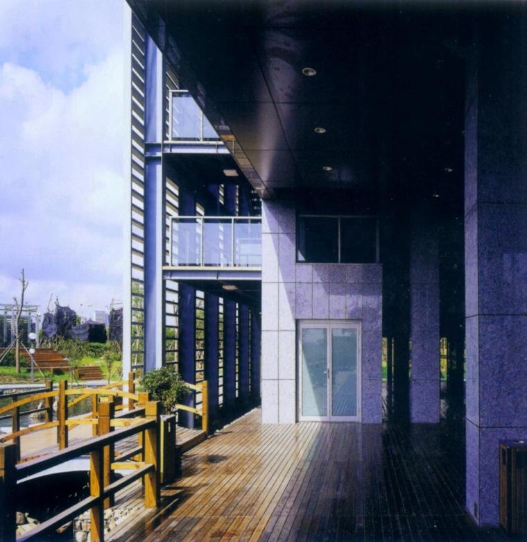 中石化宁波工程有限公司设计科研大楼第7张图片