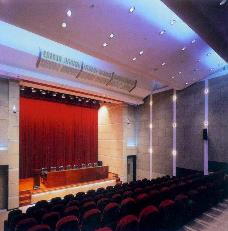 中石化宁波工程有限公司设计科研大楼第8张图片