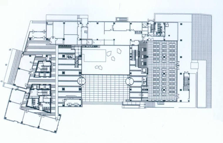 中石化宁波工程有限公司设计科研大楼第11张图片