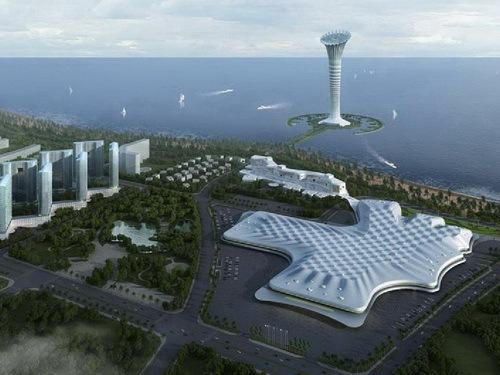 海南国际会展中心第1张图片