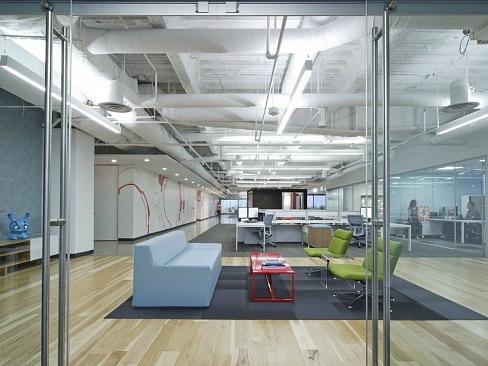 布里亚Dreamhost新办公室第1张图片
