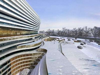 国家体育总局冬季运动管理中心综合训练馆第1张图片