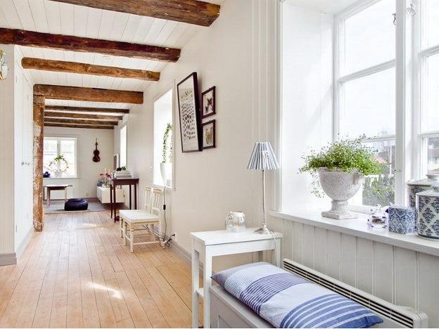 瑞典阁楼住宅第1张图片