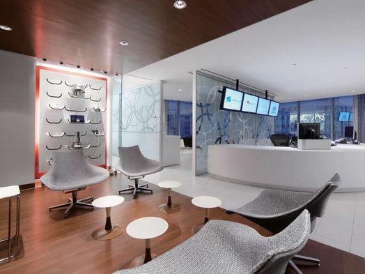 Air miles总部办公空间第1张图片
