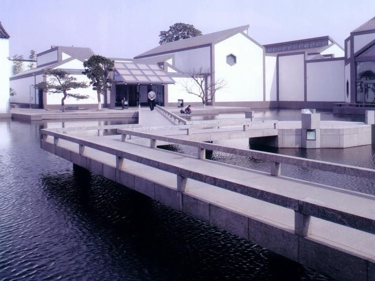 苏州博物馆--水墨印象