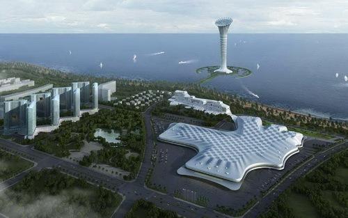 海南国际会展中心第2张图片