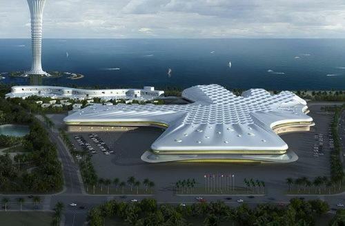 海南国际会展中心第4张图片