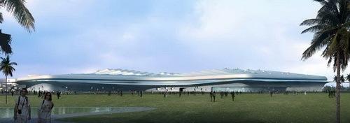 海南国际会展中心第6张图片