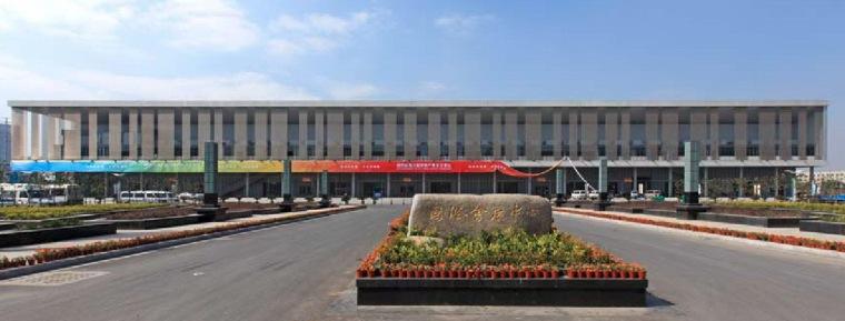 中国轻纺城国际会展中心第2张图片