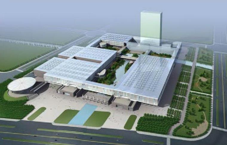 中国轻纺城国际会展中心第3张图片