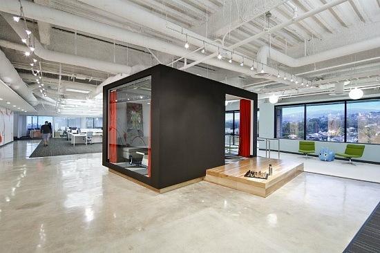 1-布里亚Dreamhost新办公室第2张图片