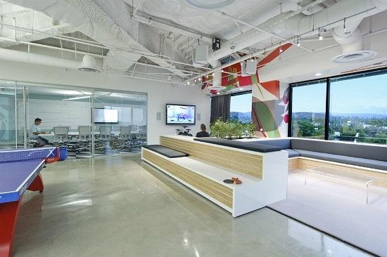 7-布里亚Dreamhost新办公室第8张图片