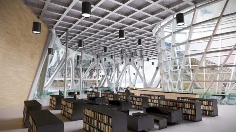 伊斯坦布尔图书馆第16张图片