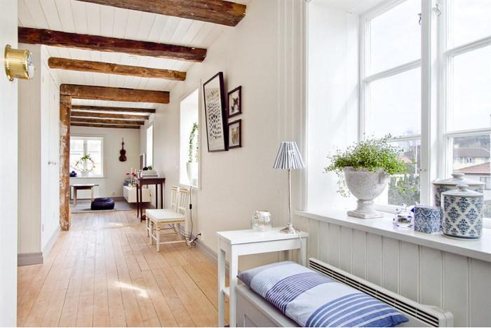 1-瑞典阁楼住宅第2张图片