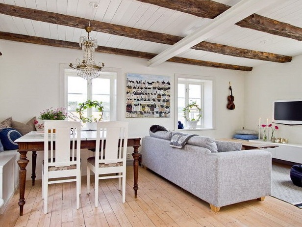 瑞典阁楼住宅第6张图片