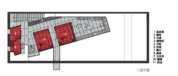旷卫工作室空间设计第10张图片