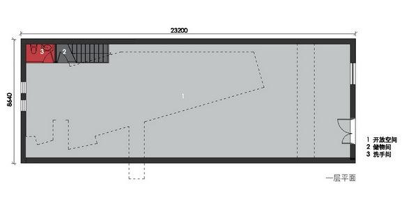 旷卫工作室空间设计第11张图片
