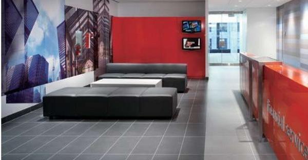 IBM加拿大分公司办公空间改造第3张图片