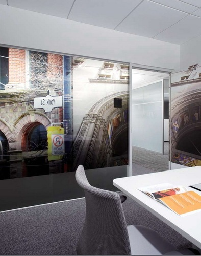 IBM加拿大分公司办公空间改造第5张图片