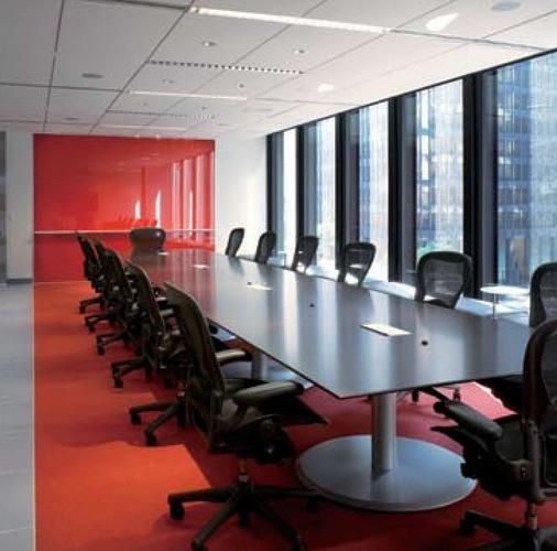 IBM加拿大分公司办公空间改造第7张图片