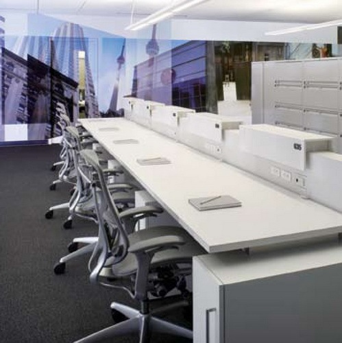 IBM加拿大分公司办公空间改造第8张图片