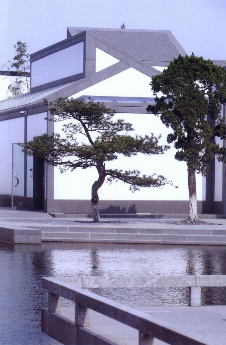 苏州博物馆--水墨印象第3张图片