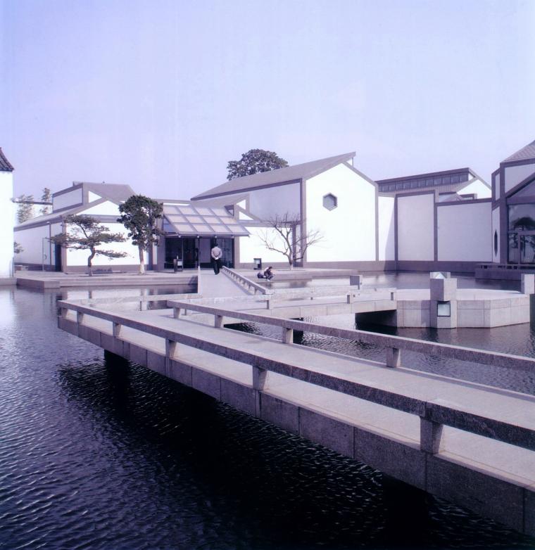 苏州博物馆--水墨印象第4张图片