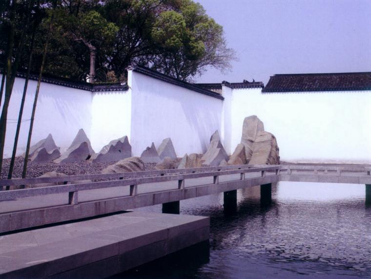 苏州博物馆--水墨印象第11张图片