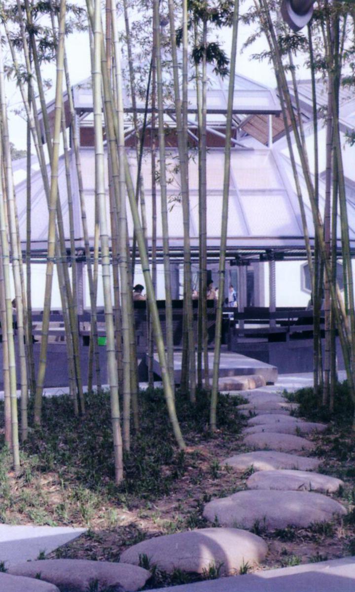 苏州博物馆--水墨印象第13张图片